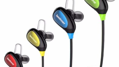 Photo of Bluetooth sport earphone by LEWINNER