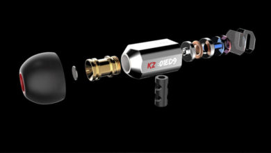 Photo of KZ ED9 Super Bowl Tuning Nozzles Earphone