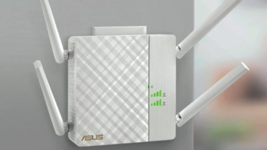 Photo of ASUS RP-AC87 wireless repeater