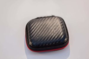 Carbon fiber like case