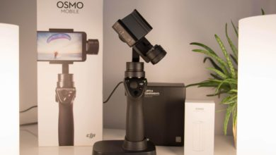 Photo of DJI OSMO MOBILE shoot more combo