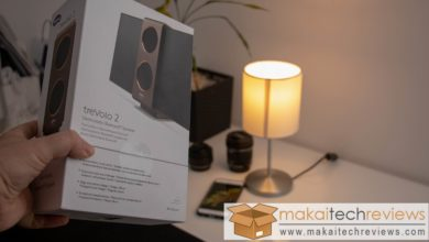 Photo of BenQ treVolo 2 – portable electrostatic Bluetooth speaker