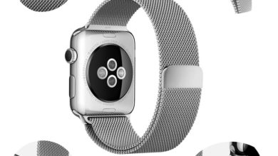Photo of Milanese Loop for Apple Watch by MAIKES