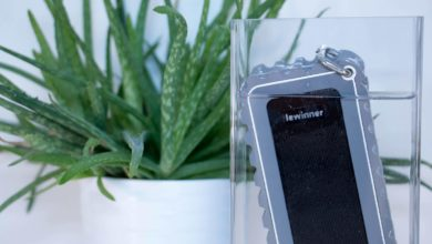 LEWINNER F015 waterproof Bluetooth speaker