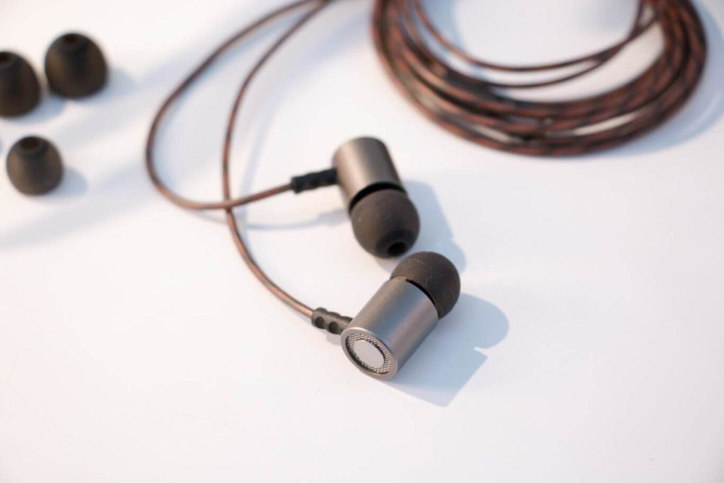 KZ ED4 Metal Stereo Earphone