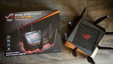 Photo of ASUS ROG RAPTURE GT-AC5300