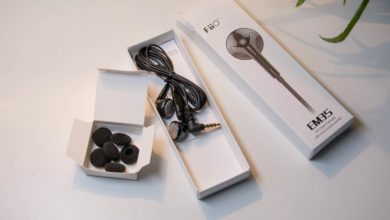 Photo of FiiO EM3s – HiFi Open Earbuds
